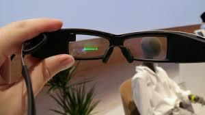 Sony SmartEyeGlass in uscita il 10 marzo
