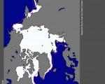 Ghiacci Artici record Aprile 2015 al secondo posto come minore estensione