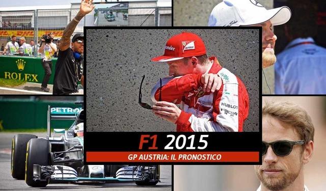 F1 2015 gp austria orari tv rai e sky griglia partenza oggi 21 giugno e classifica piloti - Spettacoli diva futura ...