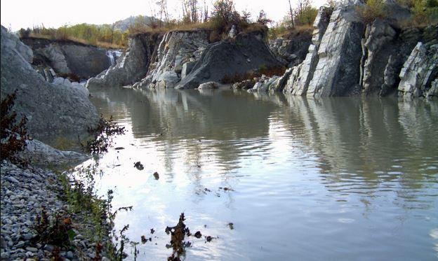 Secchia il letto del fiume si ridotto di 15 metri in 85 anni centro meteo italiano - Letto di un fiume ...