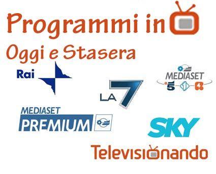 Rai 1 programmazione tv domani sera