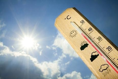 Caldo record al Centro-Sud: superati i +40 gradi su Abruzzo, Molise e Puglia