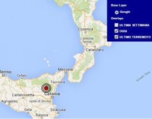 terremoto oggi sicilia 20 ottobre 2015