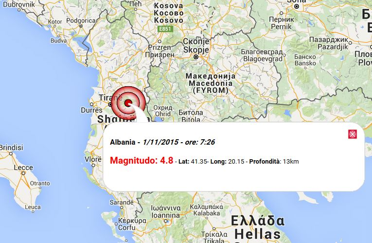 terremoto albania - photo #2