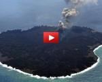 Giappone, 'La terra che cresce': un'isola diventa 12 volte più grande -  video - foto youtube
