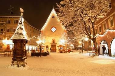 Immagini Delle Feste Natalizie.Meteo Ancora Anticiclone O Freddo E Neve In Italia Prima