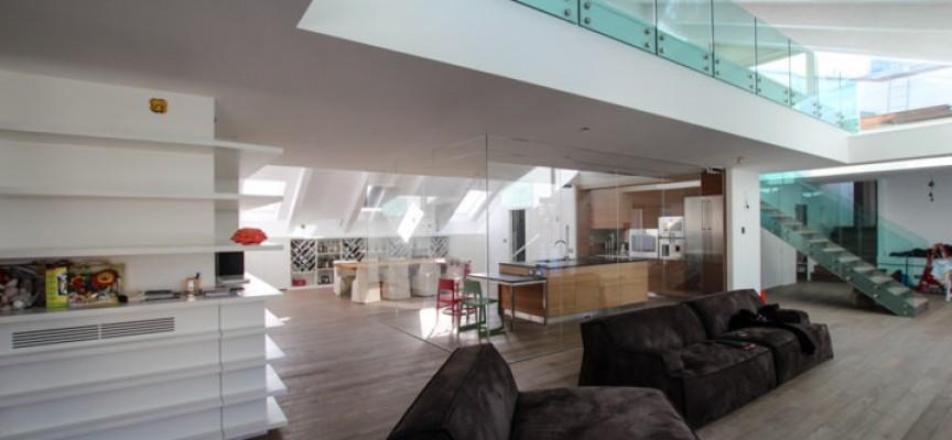 Ha la vista su torino la casa pi bella del mondo centro for Casa design torino