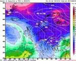 Analisi Modelli Gfs 00Z del 16 Gennaio 2016: situazione sinottica invernale sull' Europa centro-meridionale