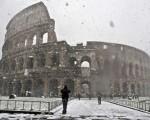 Neve Lazio: neve a bassa quota domani con possibile interessamento anche di Roma