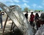 Aereo o razzo spaziale? Trovato un frammento in Thailandia
