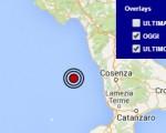terremoto oggi italia 3 febbraio 2016