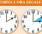 ora legale 2016, quando il cambio orario in Italia
