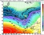 Analisi Modelli Gfs 00Z del 7 febbraio 2016, inverno camuffato da autunno con serie di perturbazioni in arrivo