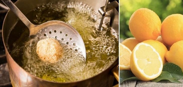 Come friggere in casa senza lasciare cattivi odori ecco alcuni metodi centro meteo italiano - Cattivi odori in casa ...
