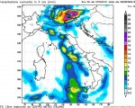 Maltempo Centro. piogge e temporali soprattutto su Toscana, Umbria e Lazio