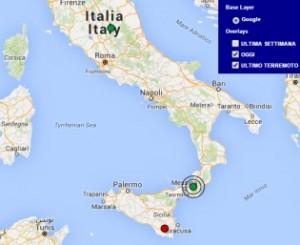 Terremoto oggi Italia, lunedì 8 febbraio 2016, forte ...