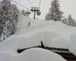 Neve Alpi torna a nevicare abbondantemente sull'arco alpino fino a quote medio basse