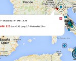 terremoto oggi 9 febbraio 2016