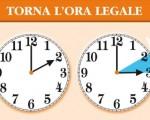 Ora legale 2016 Italia, a marzo si spostano le lancette in avanti: Pasqua in soccorso dei più dormiglioni - Foto Vesuviolive.it