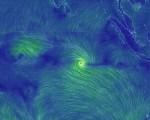 Ciclone tropicale Emeraude venti oltre 160 kmh e si sta intensificando