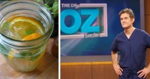 La tisana a base di thè del Dottor Oz per dimagrire..