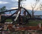 Tornado negli Stati Uniti tempeste primaverili si abbattono tra Georgia e Florida