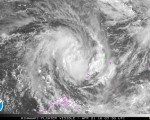 Ciclone Amos Samoa in allerta per precipitazioni torrenziali e forti venti