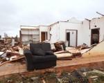 Il tornado ha lasciato dietro di sé una scia di distruzione a São Miguel das Missões - Cras Juapy Facebook