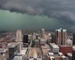 Maltempo Stati Uniti tempeste primaverili con grandine e tornado flagellano il Sud Est - tedparty twitter.com