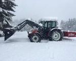 In Carinzia sono caduti fino a 35 centimetri di neve fresca - Christian Klippi