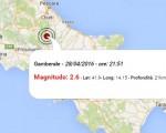 Terremoto oggi Abruzzo Toscana, 28 aprile 2016: scosse M 2.6 provincia di Chieti, M 2.1 provincia di Pisa - Dati Ingv
