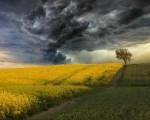 Meteo: tempo instabile sull'Italia con piogge e temporali sparsi, lento miglioramento nei prossimi giorni