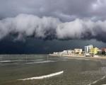 Meteo: tempo instabile sull' Italia specie al Sud con piogge e qualche temporale
