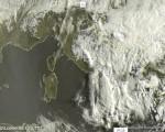Tempo in atto: vortice di bassa pressione sullo Ionio, ancora maltempo su Adriatiche e Sud