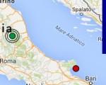 Terremoto oggi Marche e Puglia, 3 maggio 2016, scossa M 2.3 provincia di Ascoli Piceno, M 2.1 provincia di Foggia, dati Ingv