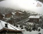 Webcam park chalet village, Livigno