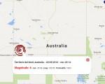 Terremoto Australia 20 maggio 2016, forte scossa M 6.0 nel Territorio del Nord