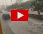 Maltempo in Puglia: il video della violenta grandinata