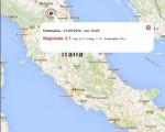 Terremoto oggi Sicilia ed Emilia Romagna, sabato 21 maggio 2016 - Dati Ingv
