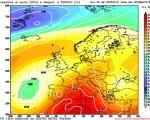 Analisi Modelli Gfs 00Z del 23 Maggio: breve passaggio perturbato, poi anticiclone fino a fine mese