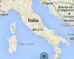 Terremoto oggi Friuli Venezia Giulia 25 maggio 2016 scossa M 2.1 in provincia di Udine, M 2.4 Eolie - Dati Ingv