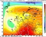 Analisi Modelli Gfs 00Z del 26 Maggio: sole e caldo sull' Italia, dai primi di Giugno instabilità in arrivo