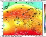 METEO 2 GIUGNO sull'Italia: tempo discreto nel complesso ma con piogge e temporali pomeridiani specie sui settori interni