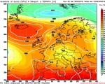 Analisi Modelli Gfs 00Z del 30 Maggio: clima fresco e a tratti anche instabile specie sulle regioni settentrionali