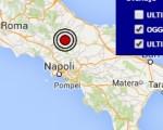Terremoto oggi Molise 30 maggio 2016 scossa M 2.4 in provincia di Isernia - Dati Ingv
