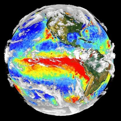El Niño ormai terminato ecco quali sono stati i suoi effetti sul clima globale