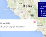 Terremoto oggi Lazio 7 giugno 2016 scossa M 2.3 nei pressi di Rieti - Dati Ingv