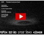 ELVE, Un cono di luce nello spazio: ecco un video del fenomeno rarissimo