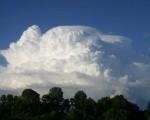 Sole e temporali pomeridiani nell'ultimo weekend di Giugno