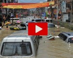 Alluvione in China: si contano decine di morti